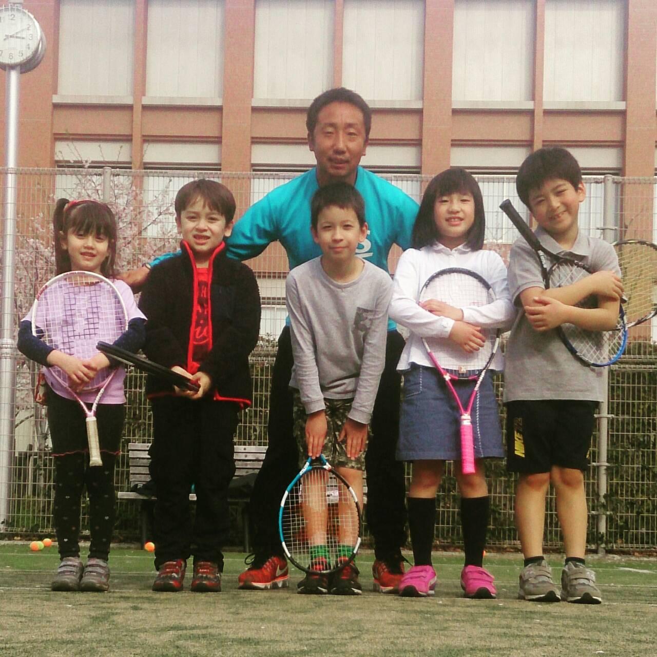 【未経験者大歓迎】親子でテニスを楽しもう‼ 表参道・広尾親子テニス教室🎾